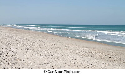 Canaveral National Seashore Beach