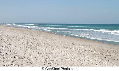 Canaveral National Seashore Beach