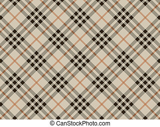plaid pattern - Seamless plaidfabric pattern background...