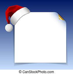 Santa Claus' list