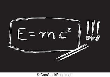 teoria, de, relatividade, Esboço