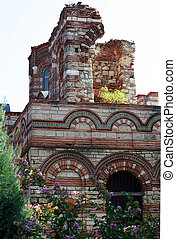 Nesebar cathedral, Bulgaria, UNESCO World Heritage Site