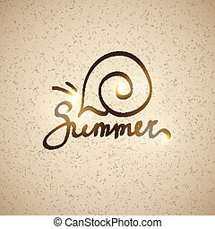 summer illustration, vector eps 10 - summer illustration...