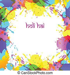 color splash - vector color splash background design