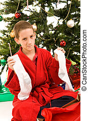 Natal, decepção