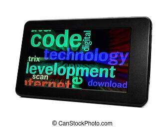 Code technology development