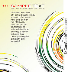 Brocure or business card - Spirals and Vortext Brochure or...