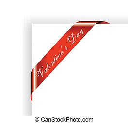 Valentine's Day Ribbon