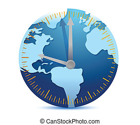 Global time concept