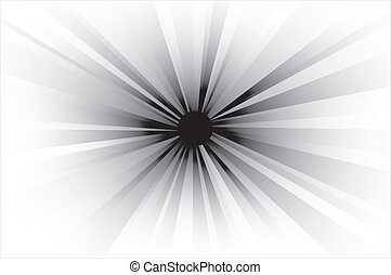 Abstract Star Light Background - Colorful explosion of light...