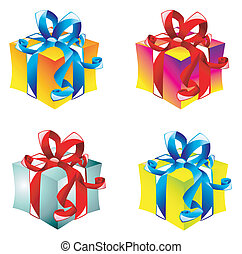 Gift boxes collecton