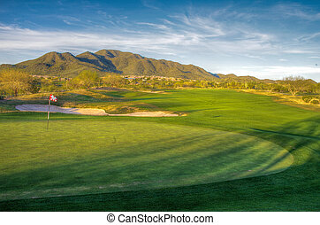 Arizona Golf 1 - Arizona has some of the nicest golf courses...