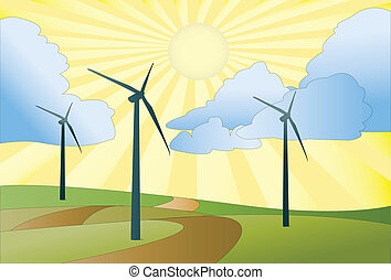 Path to renewable energy