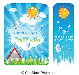 Weather Delicate Backgrounds