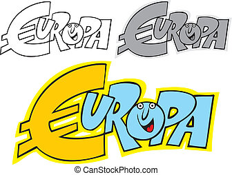 europa and euro problem