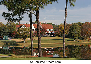 East Lake golf course, Atlanta, georgia, USA