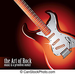 The Art of Rock Background