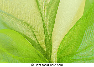 organza fabric texture
