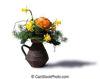 花束, イースター