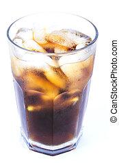 Cuba, LIBRE, alcoólico, bebida, coca-cola, gelo,...