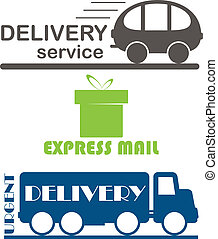 Delivery service - Three sample image for delivery service