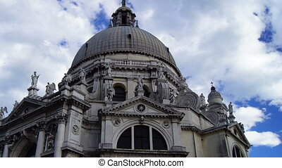 Santa Maria della Salute,Venice - Some attractions of Venice...