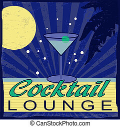 Cocktail Lounge poster