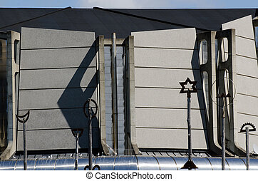Wellington's Civic Square - Wellington's Civic Square, New...