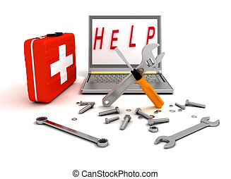 diagnostics and repair of computer - diagnostics and repair...