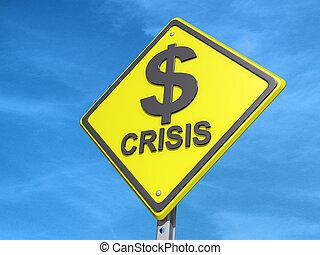 美元, 危機, 產生, 簽署
