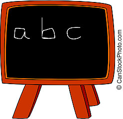 Blackboard ABC