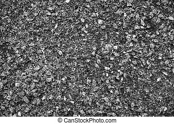 roadway texture - roadway pavement close up