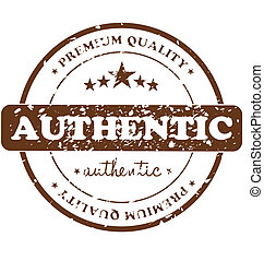 Authentic Stamp - Authentic Product Stamp Badge