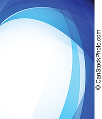 Abstact background in blue color