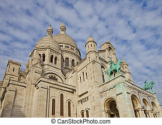 Basilica of the Sacred Heart of Paris (1914) - Basilica of...