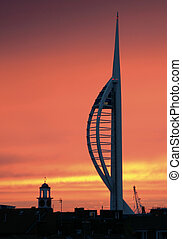 Spinnaker Tower - Spinnaker tower , Portsmouth, UK