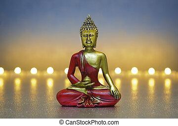 Buddha,  Zen, figura