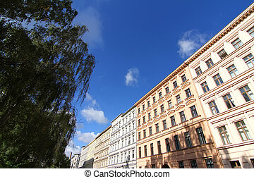 Classic Architecture in Berlin - Classic architecture in the...