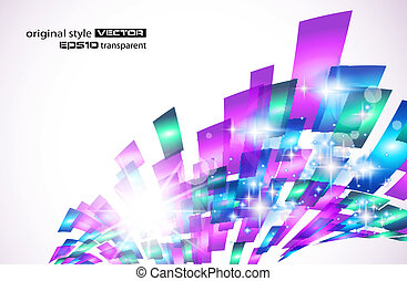 Background for business corporate flyers - Abstract...