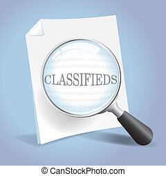 Reviewing the Classifieds - Taking a closer look through the...