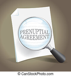 Reviewing a Prenuptial Agreement - Taking a closer look at a...