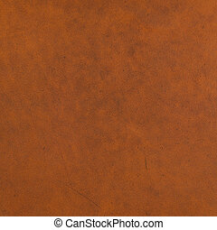 Suede background - Brown suede closeup background