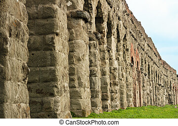 Park of the Aqueducts, Rome - Italy