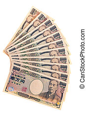japanese yen bills - bills from japan japanese yen