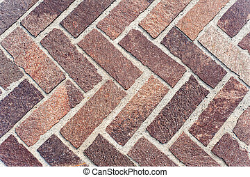 Herringbone Brick Pavers useful for different backgrounds