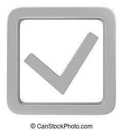 checkbox chrome in frame