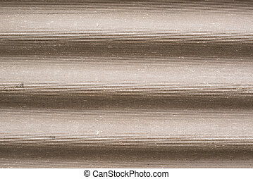 Corrugated Asbestos Cement Roof