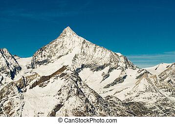Weisshorn summit