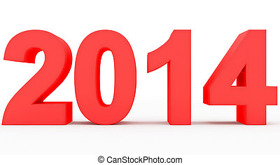 year 2014 marked