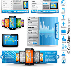 Premium templates and Web stuff master collection:...